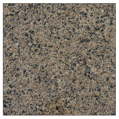 Amazoncom X Polished Granite Tile In Tropic Brown Home - 2x2 granite tile