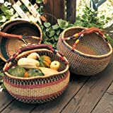 Market Basket - Handmade by Fair Trade Artisans - A product that gives back!