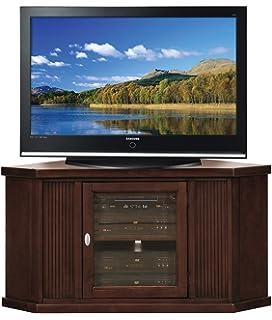 Unique Dark Brown Tv Cabinet