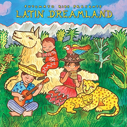 Latin Dreamland by Putumayo World Music