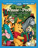 Winnie the Pooh: A Very Merry Pooh Year (Gift of Friendship Special Edition Bilingual) [Blu-ray + DVD]