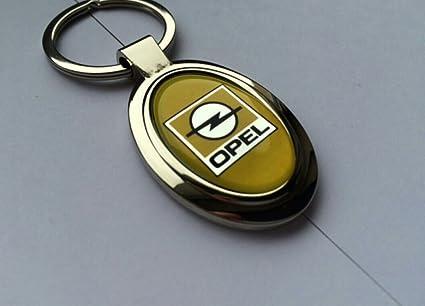 Opel llavero ovalado: Amazon.es: Coche y moto