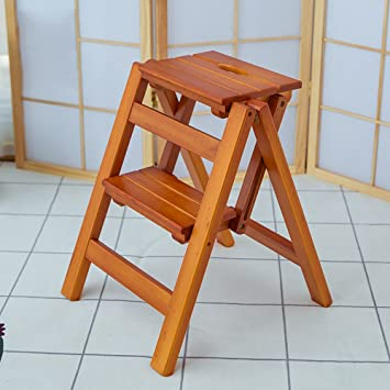 Amazon.com: GYH Highchairs LJHA ertongcanyi Simple Solid Wood ...