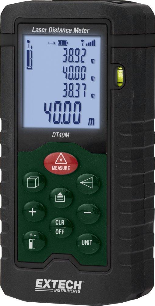Extech DT40M T/él/ém/ètre Laser Vert