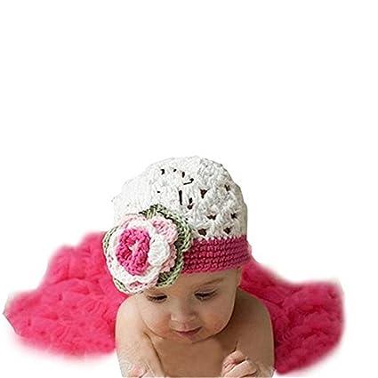 good01 recién nacido bebé niña niño disfraz de Crochet de Punto Ropa ...