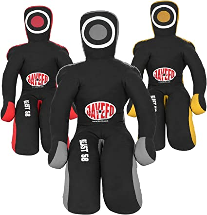 Wrestling Dummy MMA Judo Grappling with Hanging
