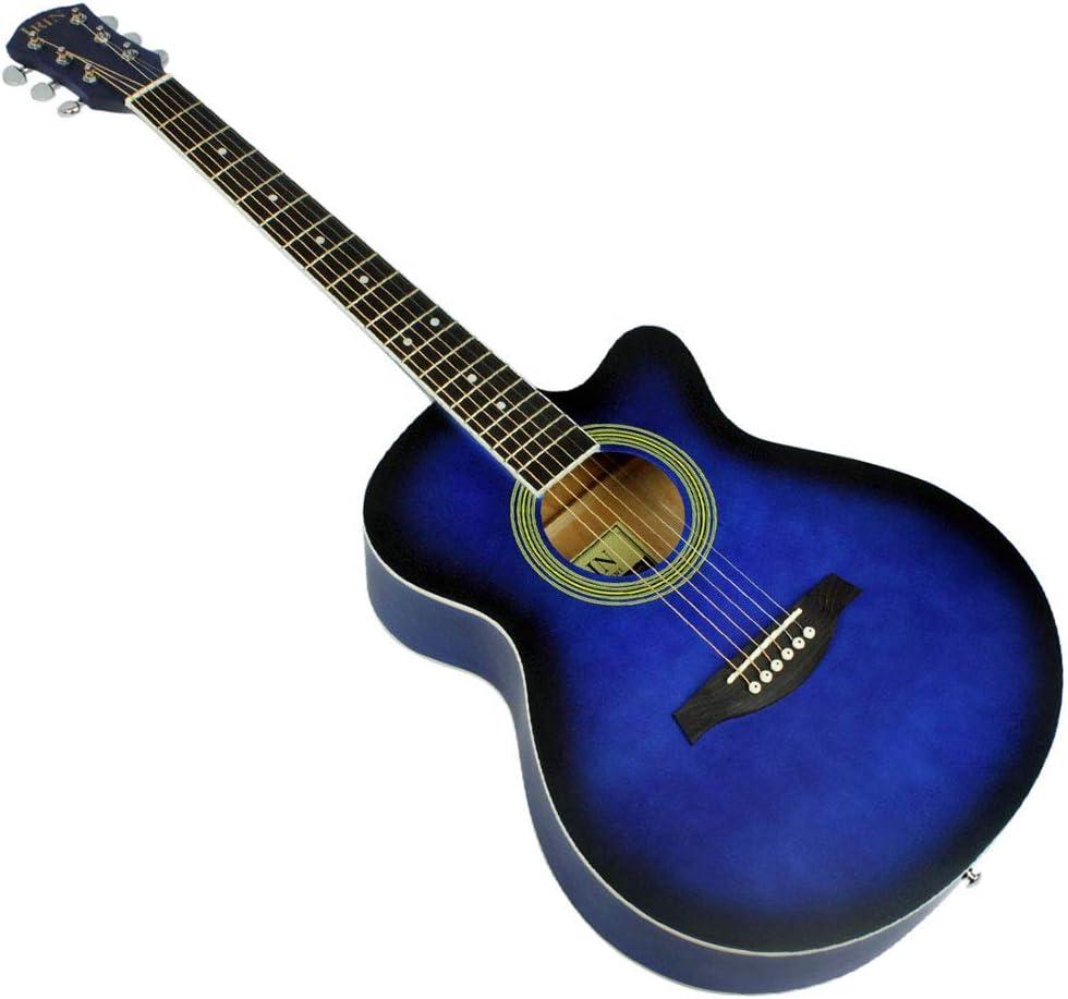 EASON Estudiante de Guitarra acústica enseñando Guitarra de ...