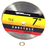 Forney 71558 Diamond Tile Cutting Blade with