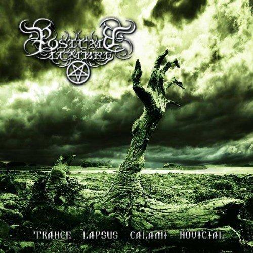 CD : Postumo Lumbre - Trance Lapsus Calami Novicial (CD)