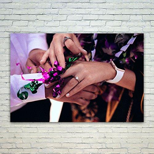 Westlake Art Poster Print Wall Art - Nail Purple - Modern Pi