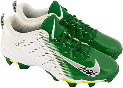 Justin Herbert Autographed Nike Vapor