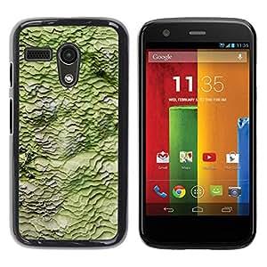 Be Good Phone Accessory // Dura Cáscara cubierta Protectora Caso Carcasa Funda de Protección para Motorola Moto G 1 1ST Gen I X1032 // Spring Nature Abstract Pattern