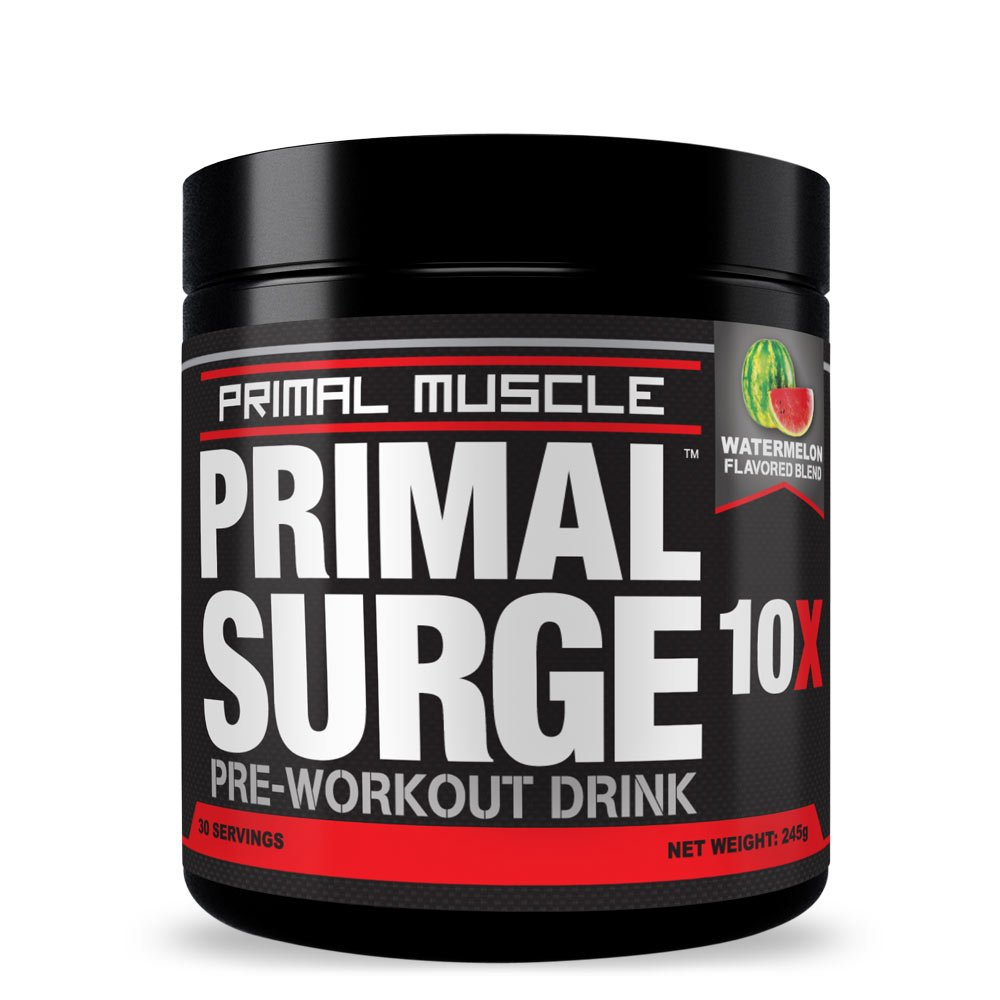 Primal SURGE Pre Workout Supplement