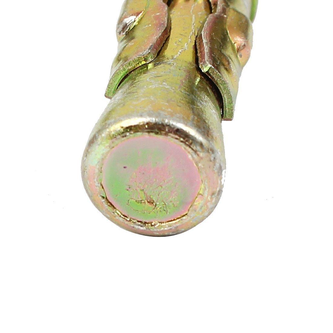 eDealMax boulon d'expansion Ancres Gecko Car Réparation boulons M10x150mm 3pcs