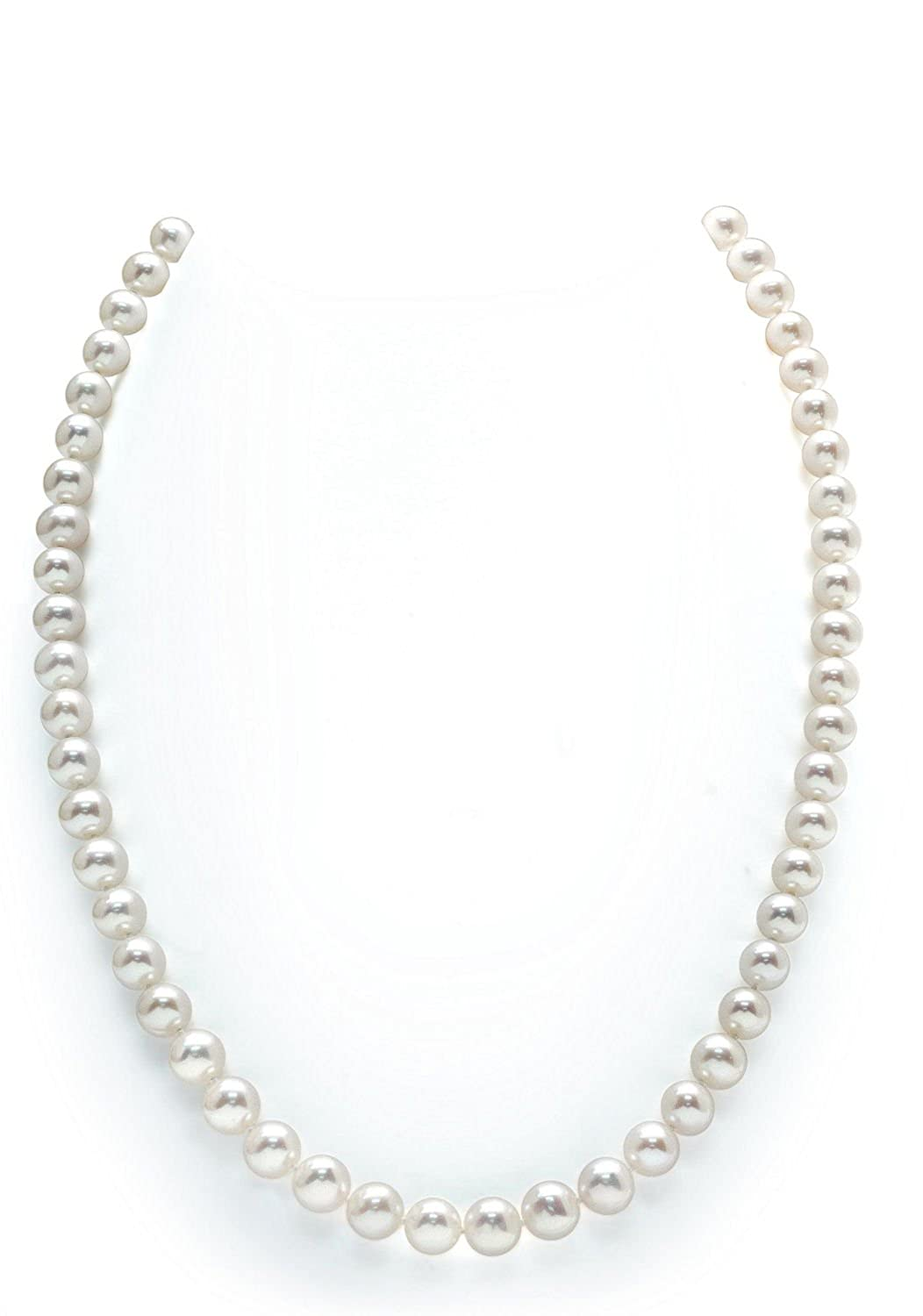 sea white round pearls pearl loose south