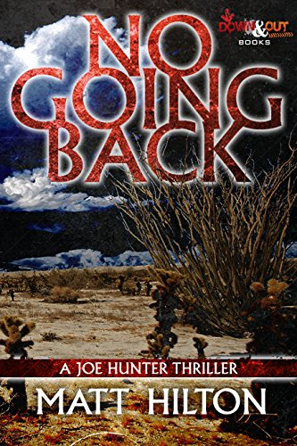 No Going Back (Joe Hunter Thriller Book 7) cover