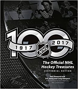 The Official NHL Hockey Treasures  Centennial Edition  Dan Diamond ... 73911c504