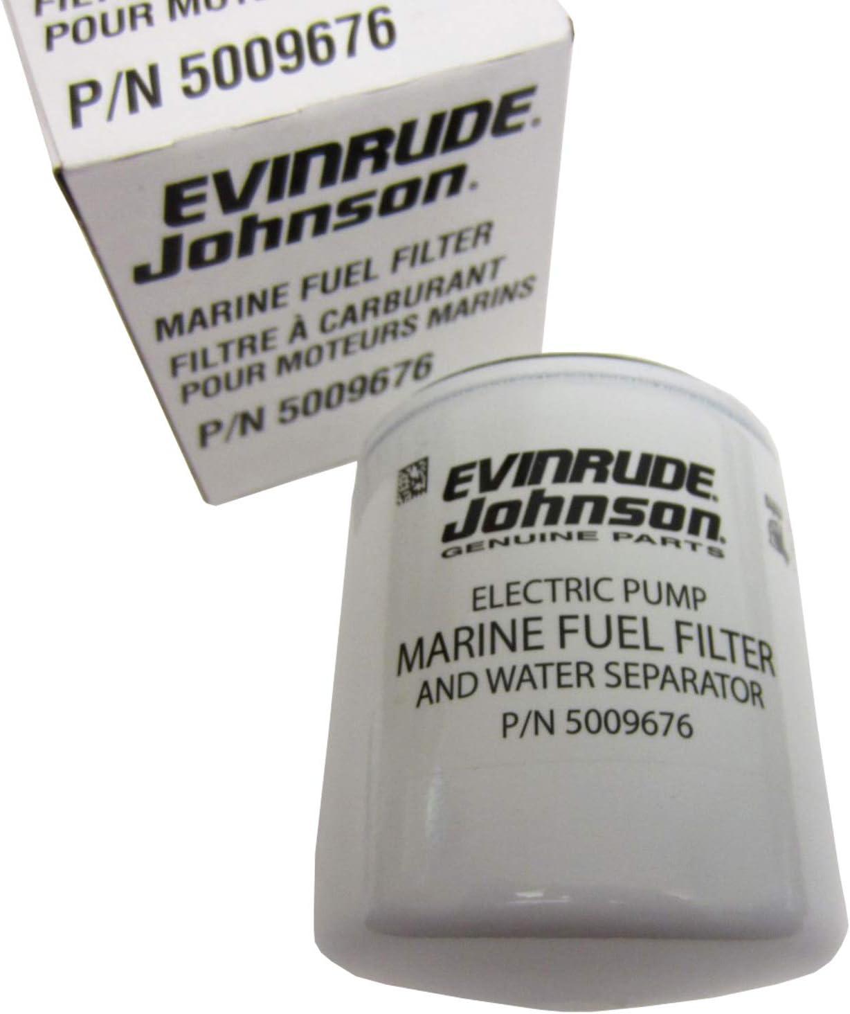 Lot Of 2 OMC Evinrude Johnson Marine Oil Filter Part 502901 S4-S1
