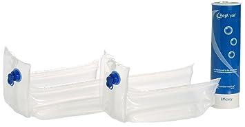 NRS Healthcare Repose - Protector hinchable para pies y ...