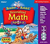 Reader Rabbit Personalized Math Ages 6 - 9 Deluxe (2 CDs)