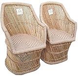 Ecowoodies Achillea Garden Outdoor Cane Chair