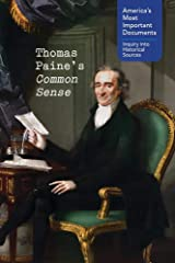 Thomas Paine's Common Sense (America's Most Important Documents: Inquiry into Historical Sources) Paperback
