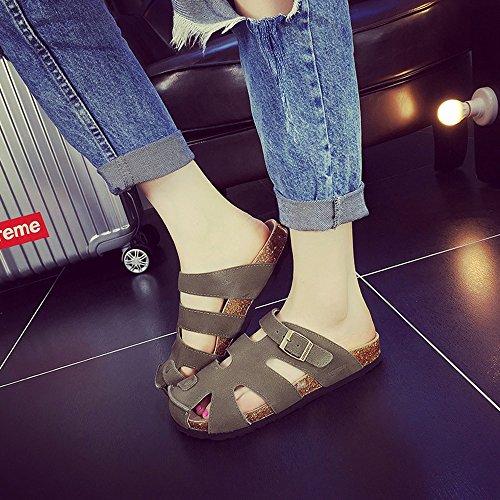 Planas La Pares De Verano HAIZHEN Para De La 5 Zapatillas Del mujeres Femenino Masculino Colores Frescas zapatos De Manera 6 Zapatos De Los Manera Con de Los mujer Amantes qIq1vR7w
