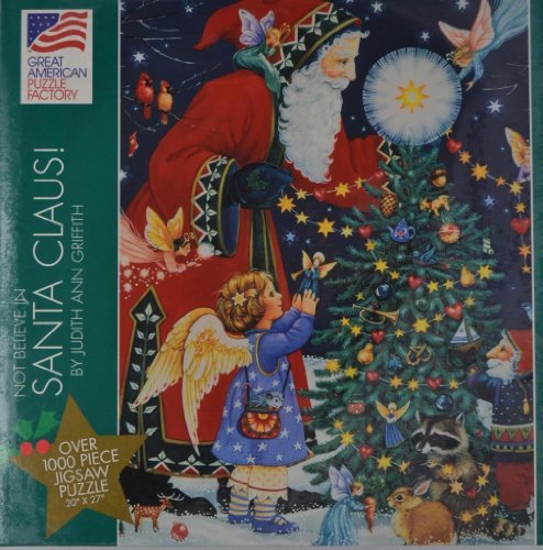 Not Believe in Santa Claus! (Puzzle) by Great American