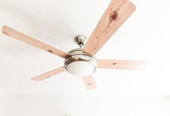 Ventilador Control Techo De Remoto Aireryder Ursa Y Con Iluminación bf7y6g