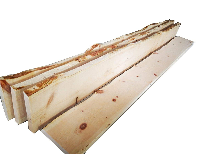 4 mm 1 qm Zirbe Bretter gehobelte Zirbenbretter aus Zirbenholz ca