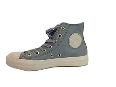 Image Unavailable. Image not available for. Color  Unique Converse All Star Women  Light Blue Leather ... 0537c21089