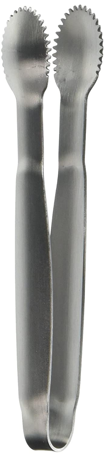 Amco 8849 Set of 2 Stainless Steel Mini Serve Tongs