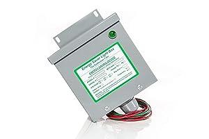 MWS KVAR 1400 400 Amp Electric Energy Saver Home Surge Protector Box UL Components