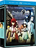 Steins;Gate: The Complete Series (Anime Classics) [Blu-ray + DVD]
