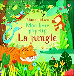 La Jungle Mon Livre Pop Up 9781409595700 Amazon Com Books