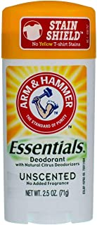 product image for A&H Ess Unsented Size 2.5z Arm & Hammer Essentials Unscented Natural Deodorant