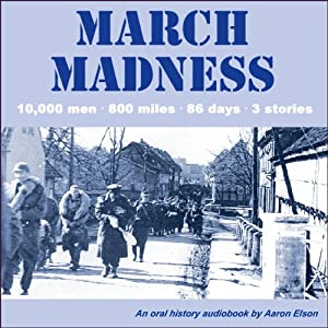 March Madness Audiobook