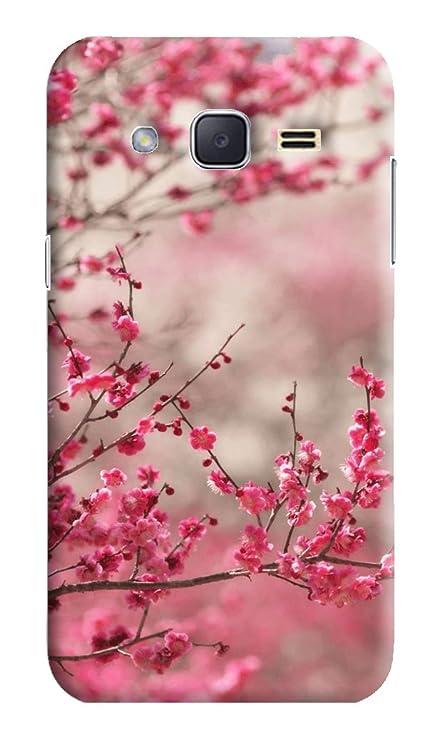 online retailer 3cfee efdf0 DRaX Printed UV Soft Back Cover for Samsung Galaxy J2 2015