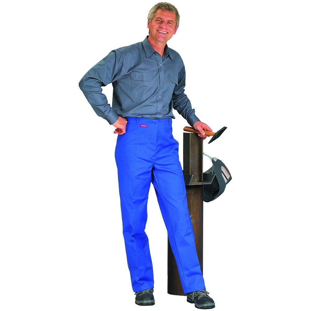 Planam soldador 360 G/m² pantalón azul: Amazon.es: Bricolaje y herramientas