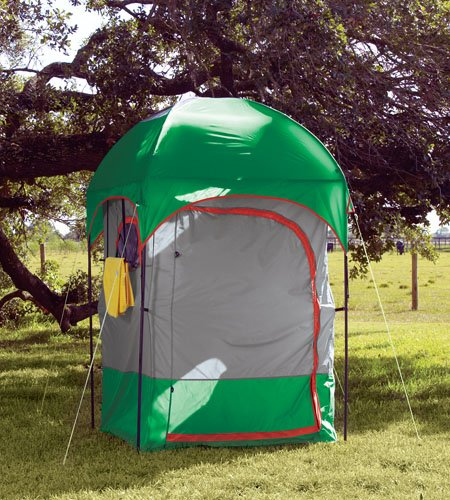 Deluxe Privacy Shelter/Shower Combo , Texsport by Texsport