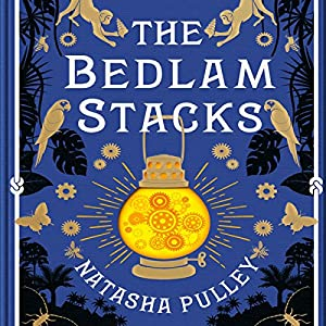 The Bedlam Stacks Audiobook