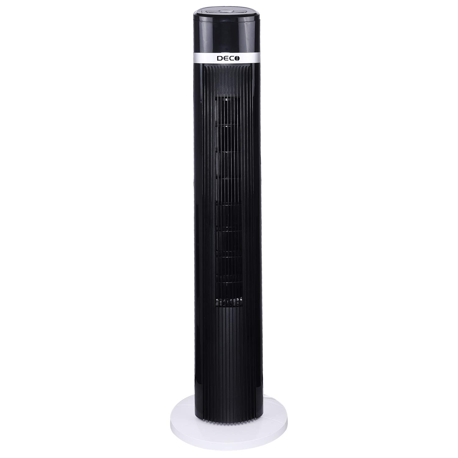 Deco Air Tower Elegant Indoor Fan with Remote