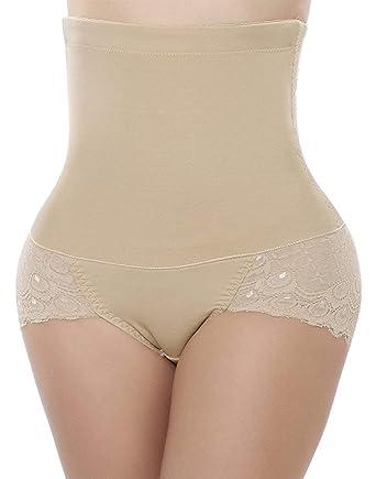 d73bfe82a FLORATA Women Butt Lifter Shapewear Seamless Waist Trainer Control Body  Shaper Panty