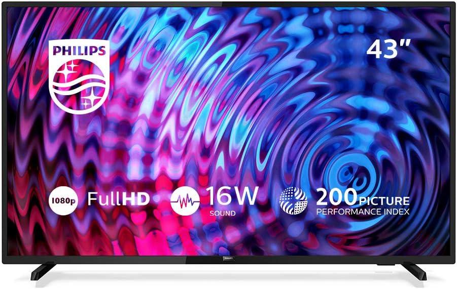 Philips 5500 Series TV LED Ultra sottile Full HD 43PFS5503/12 ...