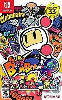 Amazon com: Super Bomberman R - Nintendo Switch: Konami of