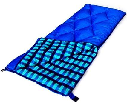 Uni-power - Saco de Dormir para 2 Personas (45 Grados, 3 Estaciones