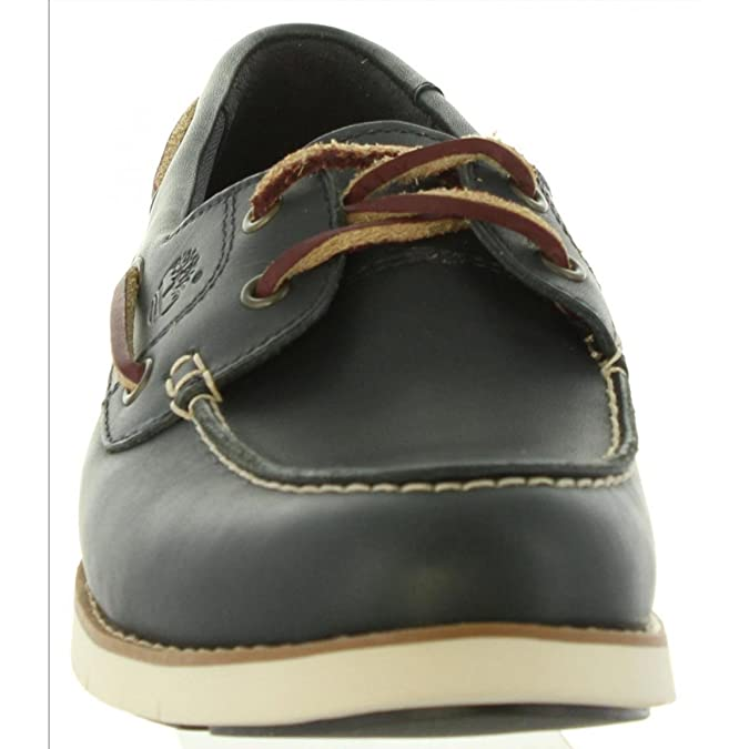Navy Ca1gc6 Chaussures Lakeville Pour Femme Bateau Timberland trdCxBshQ