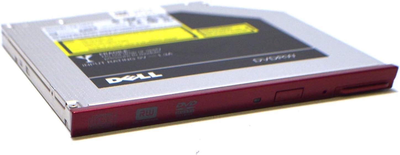 G558F New Genuine OEM DELL Latitude E4200 E4300 E5400 E6500 Laptop RED Front Bezel Optical Data Toshiba Device Model TS-U633 SATA 9.5mm Slim Interface Multi Read/Write Support CD-RW/DVD±RW Drive
