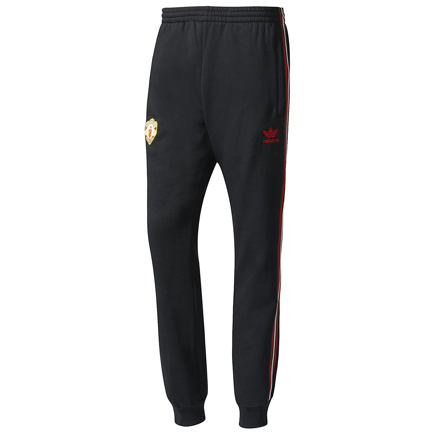 b6505599f43 adidas Men's Manchester United Track Pants (X-Large) at Amazon Men's  Clothing store: