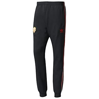 Adidas Men S Manchester United Track Pants